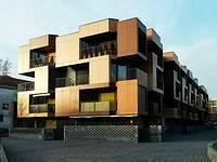 Tetris Apartments, Ljubljana/SL - Ofis Arhitekti, Foto H. Nägele