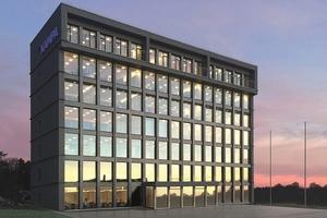 Anerkennung Neubau: Büro- und Ausstellungsgebäude in Aalen