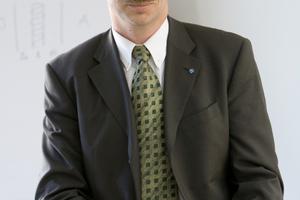 Für sein Engagement ausgezeichnet: Thomas Lützkendorf