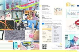 Das komplette Programm mit Anmeldung zu den Seminaren unter: www.nordbau.de