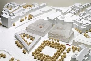 1. Preis (90.000 €) - Behnisch Architekten, Stuttgart
