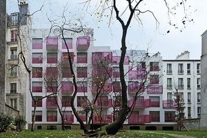 Sozialwohnungen in der Rue de Picpus, Paris, 2008<br />