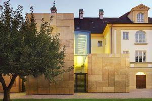 Anerkennung 2011: Haus Papst Benedikt XVI. – Neue Schatzkammer und Wallfahrtsmuseum, Altötting