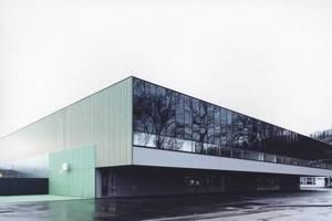 Sporthalle an der Europastrasse, Tübingen - Allmann Sattler Wappner, München