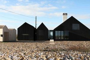 The Shingle House (Architekten: NORD Architecture)