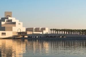 Das Museum für Islamische Kunst ist das Flaggschiffprojekt der Museumsbehörde von Katar, die das Land unter dem Vorsitzenden ihrer Exzellenz Sheikha Al Mayassa zum kulturellen Zentrum des Nahen Ostens macht
