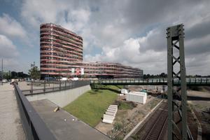 Die BSU in Hamburg von Sauerbruch Hutton erhält den 1. Preis BDA Hamburg Architekturpreis 2014