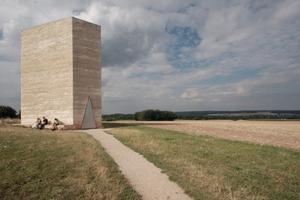 Bruder Klaus Kapelle, Wachendorf (2007), eine Perle in der Provinz, Pilgerort auch für Nichtpilger