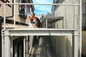 OPEN ARCHITECTURE PROJECT, Osaka, Japan  Architekten: Yoshiaki Oyabu Architects