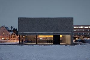 Pavillon, Backnang - Architektur 6H, Kugler, Eckhoff, Stuttgart
