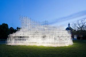 2013 entwarf Sou Fujimoto den Serpentine Pavillon