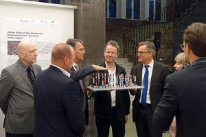 Preisverleihung im Ernst-Reuther-Haus (Bundesamt für Bauwesen und Raumordnung