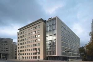 Deutscher Naturstein-Preis 2009: Bundesbank