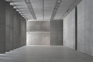 Skulpturenhalle von hinten