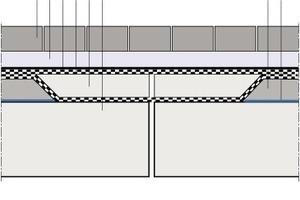 Bild 13: Konstruktion bei der Dehnfuge<br />