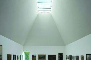 Kunstmuseum Ahrenshoop, Ausstellung