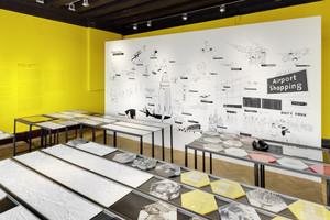 In der Ausstellung beschäftigen sich gmp ebenfalls mit dem von Rem Koolhaas proklamierten Zeitraum: