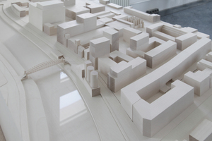 Modell der WerkBundStadt
