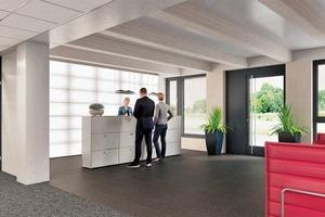 Dank hoher Präzision und geschütztem Umfeld erreicht die werkseitige Vorfertigung eine besonders hohe Ausführungsqualität