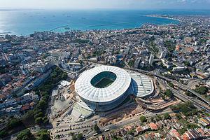 Stadion Fonte Nova, Salvador da Baia, Brasilien - Schulitz + Partner Architekten BDA, Braunschweig (D)