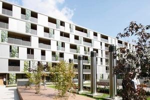 Anerkennung: Wohnanlage, Innsbruck/A<br />