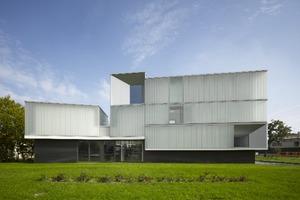 """Domus Technica"", das neue Immergas Center für Lehre und Forschung (Iotti + Pavarani Architetti, Reggio Emilia"