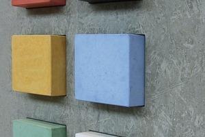 Die Gleichmäßigkeit der farblichen Wirkung einer Sichtbetonfassade ist abhängig von der Farbwahl, den Gesteinskörnungen und der Wahl der Oberflächenbearbeitung