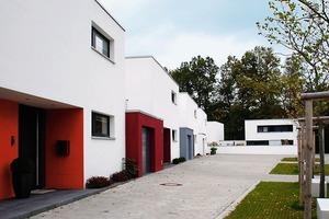 Hausgruppe in der Fritz-Blank-Straße Gütersloh<br />