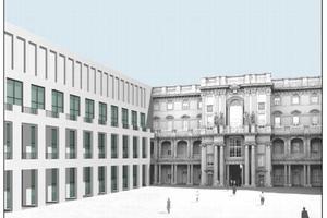 Humboldt Forum - Architekturbüro Francesco Stella, Vicenza