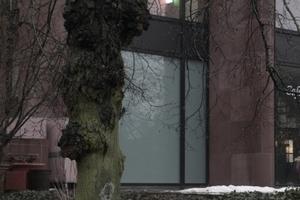 Von weiter weg ... die fluoreszierende Leuchtstoffröhren-Hommage Flavins an Matisse