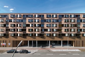 Die Gesamtplanung wurde als vorhabenbezogenes Bebauungsplanverfahren in enger Zusammenarbeit mit Behörden, Nutzern und Anliegern erstellt Würdigung BDA-Preis Hamburg 2012:<br />Geibelstraße/Barmbeker Straße