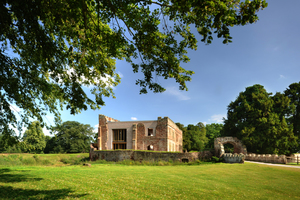 """Astley Castle"" von Witherford Watson Mann Architects, London, United Kingdom,..."