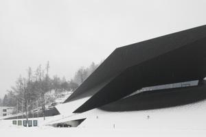 Das Festspielhaus im Dezember 2012<br />