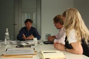 Ortstermin: Die DBZ zu Besuch bei Bergstermann + Dutczak Architekten in Dortmund