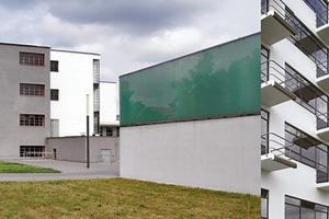 Reif fürs Museum: das Bauhaus (in Dessau-Roßlau)