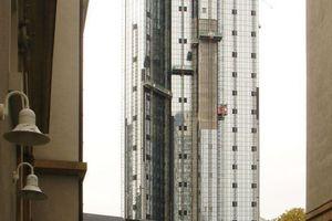 Fassadensanierung Deutsche Bank