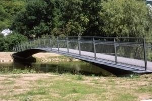 Altmühlbrücke in Eichstätt - Dipl.-Ing. Johann Grad und Christian Vogel (Architekt)