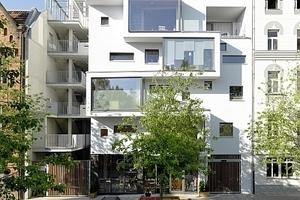 Preis-Neubau: Multifunktionsgebäude 'c13' in Berlin