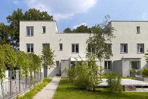 Hauptpreis 1: Wohnungsbauprojekt in Passivhausbauweise in Köln-Sülz von Architekturbüro Klaus Zeller, Köln.