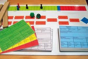 Planspiel BawiPLAN PM auch als klassisches Brettplanspiel