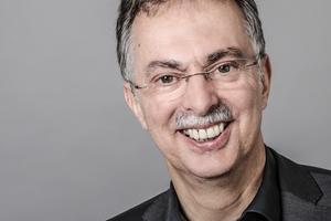 Dipl.-Ing. Ernst Uhing, Architekt BDB, Präsident der Architektenkammer NRW