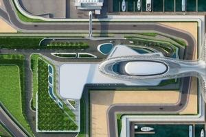 Am 30.10. 2009 wird das Hotel sowie die Formel-1-Strecke eröffnet<br />