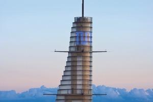 Neues Wahrzeichen des Forschungscampus Garching: ein Wetterturm<br />
