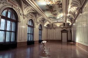 """Still von der Dokumentation """"Das Grosse Museum"""""""