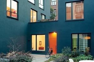 Innenhofbebauung, Köln - Ute Piroeth Architektur