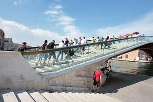 Schade, steht nicht in Deutschland: Ponte della Costituzione (2008) in Venedig von S. Calatrava