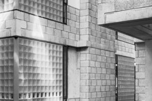 Verwaltungsgebäude Centraal Beheer Apeldoorn, 1968-72 (Arch.: Herman Hertzberger)