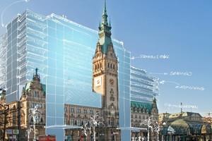 Welche Vision ist für das Hamburger Rathaus sinnvoll?