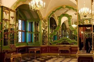 Gerhard Glaser: Grünes Gewölbe, Silberzimmer, im Residenzschloss Dresden, Teilrekonstruktion