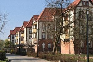 Sonderpreis Denkmalschutz im Wohnungsbau: Gründerzeit trifft Moderne – Schwartzkopff-Siedlung, Wildau/ WiWo Wohnungsbaugesellschaft mbH, Wildau<br /><br />